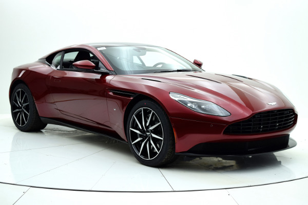 Aston Martin DB11 2018 For Sale $263954 Stock Number 18A118 7212_p8