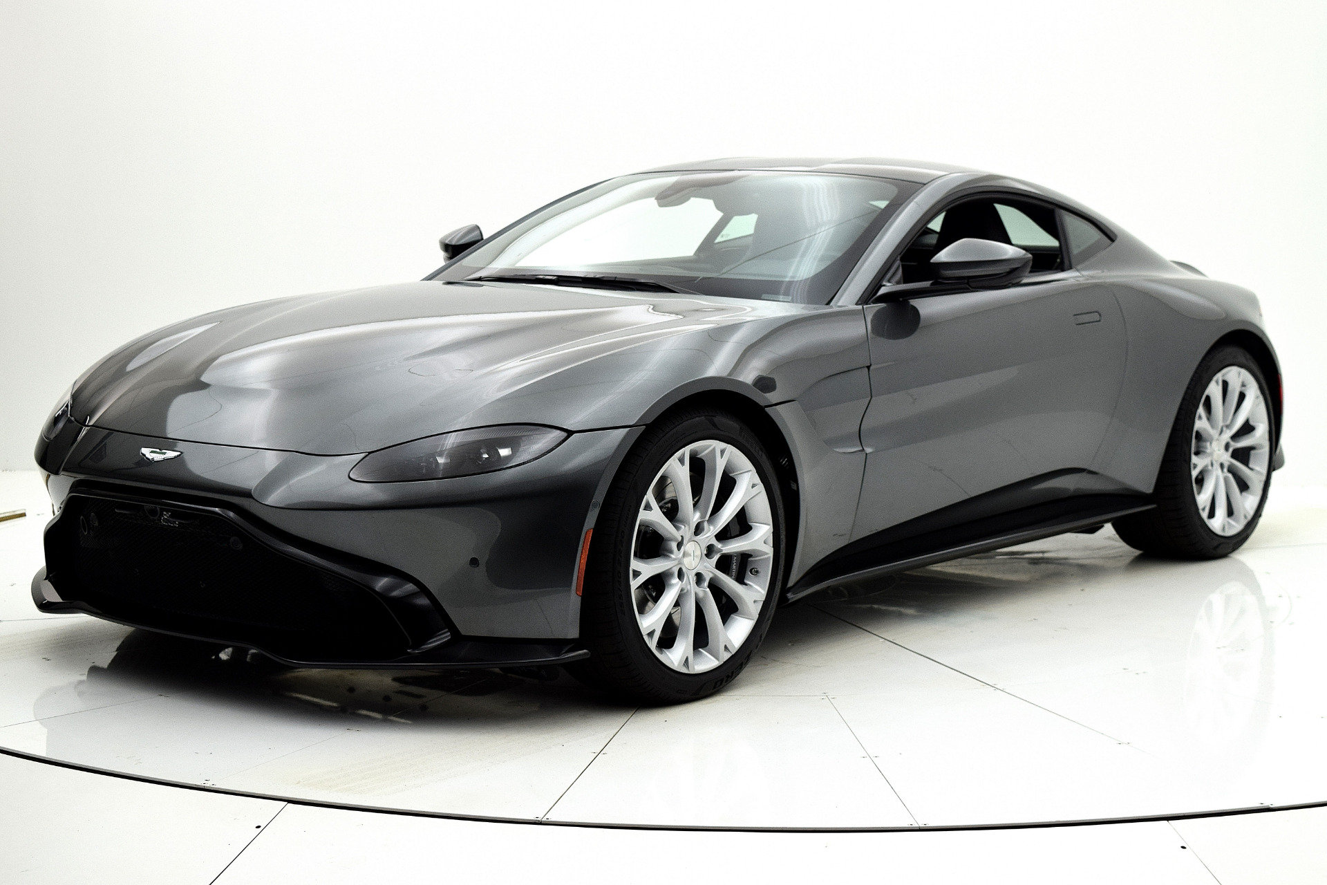 Aston Martin Vantage 2019 For Sale $184434 Stock Number 19A107