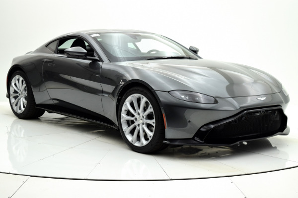 Aston Martin Vantage 2019 For Sale $184434 Stock Number 19A107 8700_p8