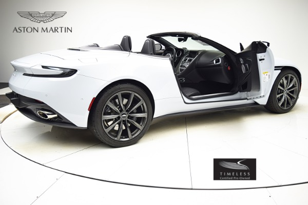 Aston Martin DB11 2019 For Sale $244718 Stock Number 19A115 9254_p10