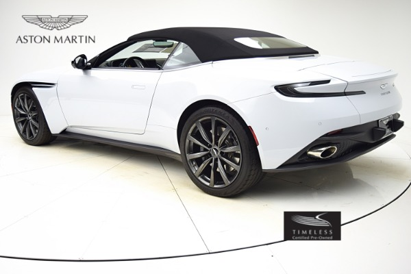 Aston Martin DB11 2019 For Sale $244718 Stock Number 19A115 9254_p19