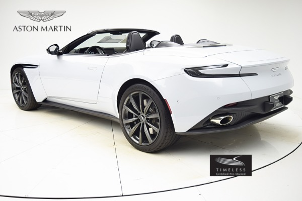 Aston Martin DB11 2019 For Sale $244718 Stock Number 19A115 9254_p7