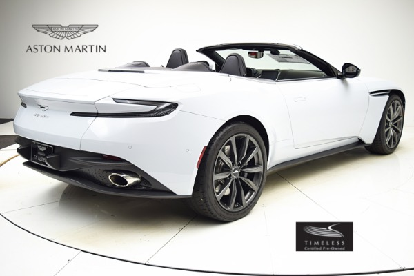 Aston Martin DB11 2019 For Sale $244718 Stock Number 19A115 9254_p9