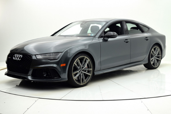Audi RS 7 2017 For Sale $92880 Stock Number 18BE114AEB 9287_p2