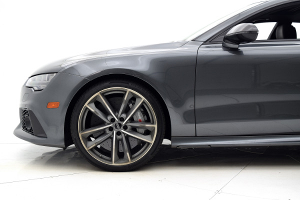 Audi RS 7 2017 For Sale $92880 Stock Number 18BE114AEB 9287_p38