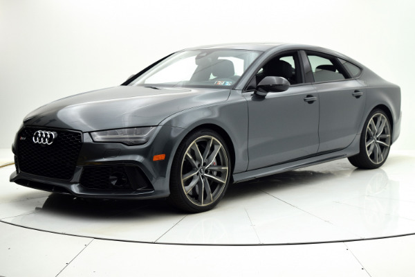 Audi RS 7 2017 For Sale $92880 Stock Number 18BE114AEB 9287_p44