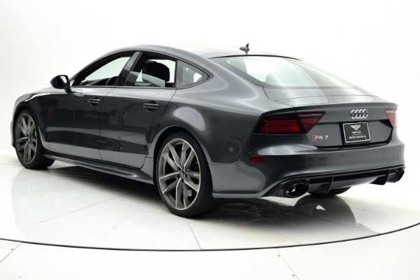 Audi RS 7 2017 For Sale $92880 Stock Number 18BE114AEB 9287_p4