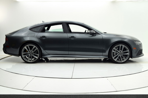 Audi RS 7 2017 For Sale $92880 Stock Number 18BE114AEB 9287_p7