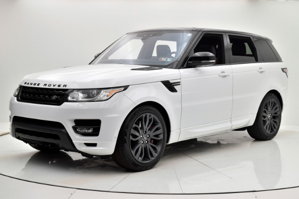 Land Rover Range Rover Sport 2017 For Sale $73880 Stock Number 18BE109AJI 9440_p10
