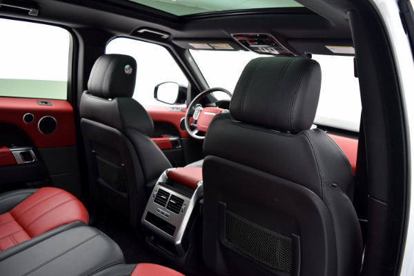 Land Rover Range Rover Sport 2017 For Sale $73880 Stock Number 18BE109AJI 9440_p33