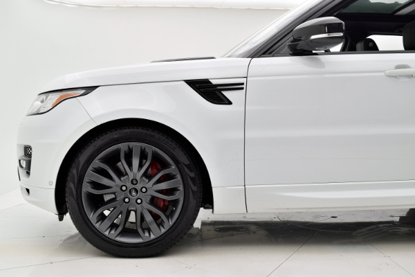 Land Rover Range Rover Sport 2017 For Sale $73880 Stock Number 18BE109AJI 9440_p38