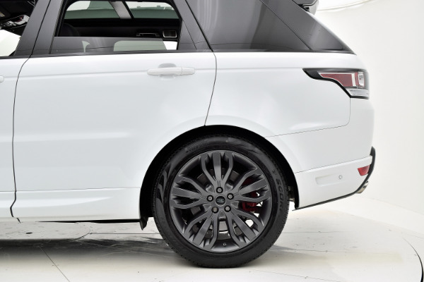 Land Rover Range Rover Sport 2017 For Sale $73880 Stock Number 18BE109AJI 9440_p40