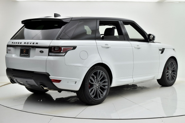 Land Rover Range Rover Sport 2017 For Sale $73880 Stock Number 18BE109AJI 9440_p6