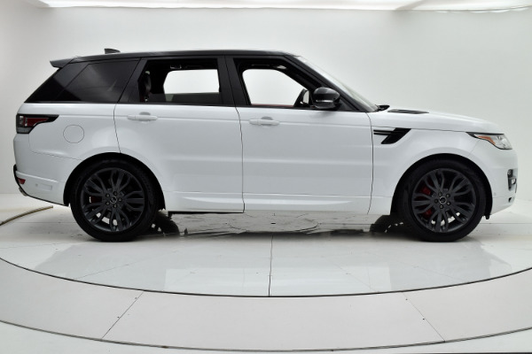 Land Rover Range Rover Sport 2017 For Sale $73880 Stock Number 18BE109AJI 9440_p7