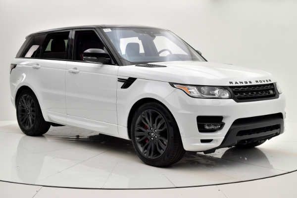 Land Rover Range Rover Sport 2017 For Sale $73880 Stock Number 18BE109AJI 9440_p8