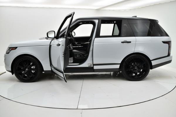 Land Rover Range Rover 2017 For Sale $75880 Stock Number 18R109LJI 9617_p11