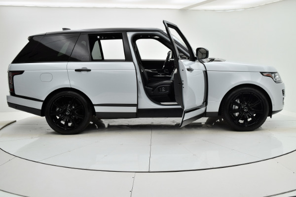 Land Rover Range Rover 2017 For Sale $75880 Stock Number 18R109LJI 9617_p24