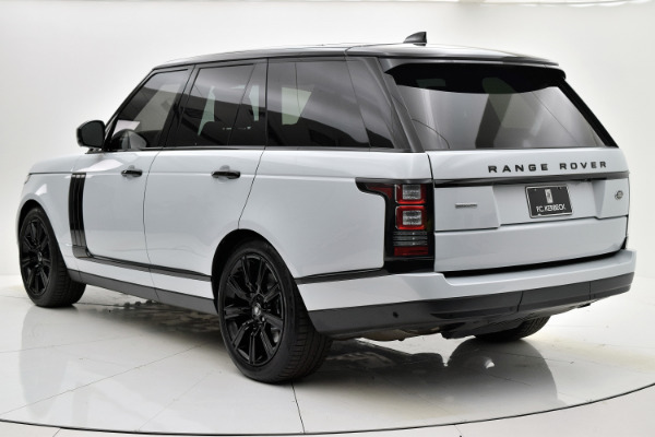 Land Rover Range Rover 2017 For Sale $75880 Stock Number 18R109LJI 9617_p4