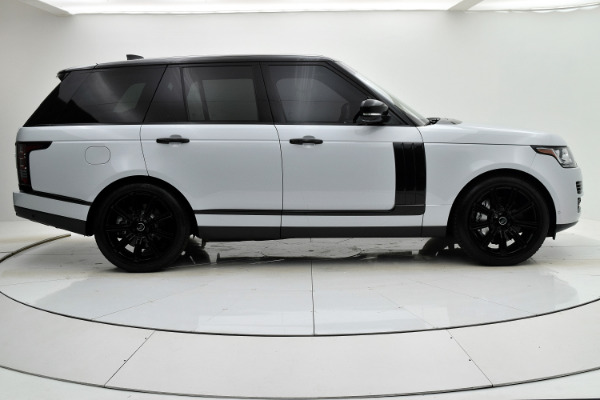 Land Rover Range Rover 2017 For Sale $75880 Stock Number 18R109LJI 9617_p7