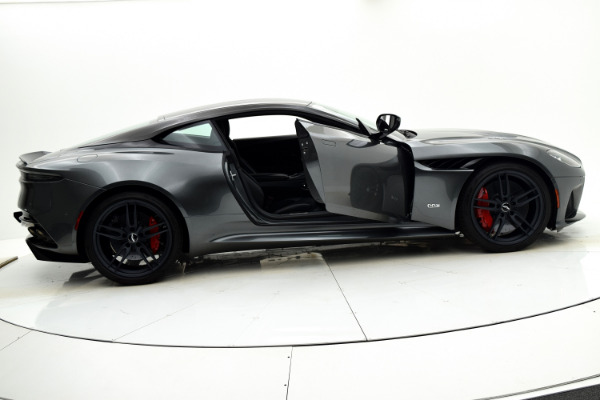 Aston Martin DBS Superleggera 2019 For Sale $351716 Stock Number 19A124 9800_p19