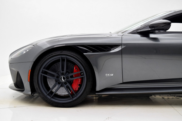 Aston Martin DBS Superleggera 2019 For Sale $351716 Stock Number 19A124 9800_p28