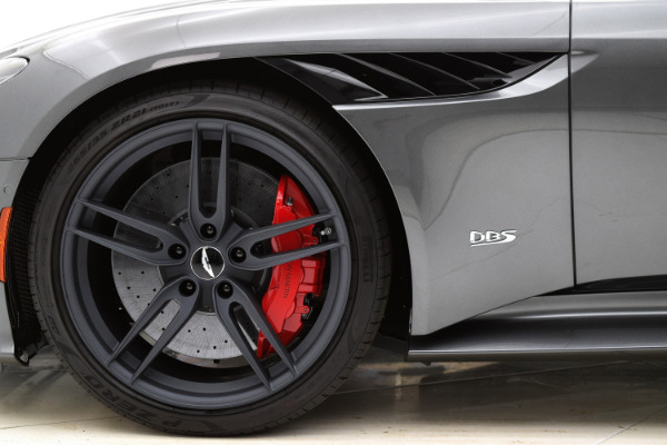 Aston Martin DBS Superleggera 2019 For Sale $351716 Stock Number 19A124 9800_p29