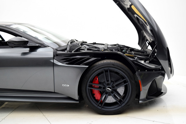 Aston Martin DBS Superleggera 2019 For Sale $351716 Stock Number 19A124 9800_p35