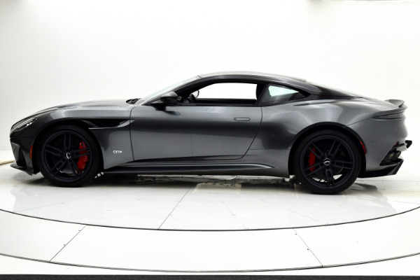 Aston Martin DBS Superleggera 2019 For Sale $351716 Stock Number 19A124 9800_p3