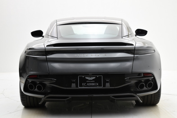 Aston Martin DBS Superleggera 2019 For Sale $351716 Stock Number 19A124 9800_p5
