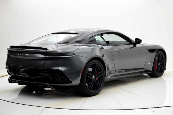 Aston Martin DBS Superleggera 2019 For Sale $351716 Stock Number 19A124 9800_p6