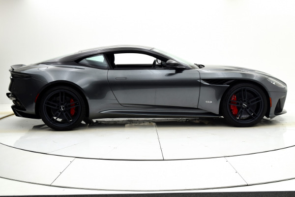 Aston Martin DBS Superleggera 2019 For Sale $351716 Stock Number 19A124 9800_p7