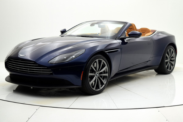 Aston Martin DB11 2019 For Sale $240874 Stock Number 19A119 9821_p10