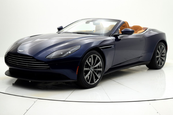 Aston Martin DB11 2019 For Sale $240874 Stock Number 19A119 9821_p11