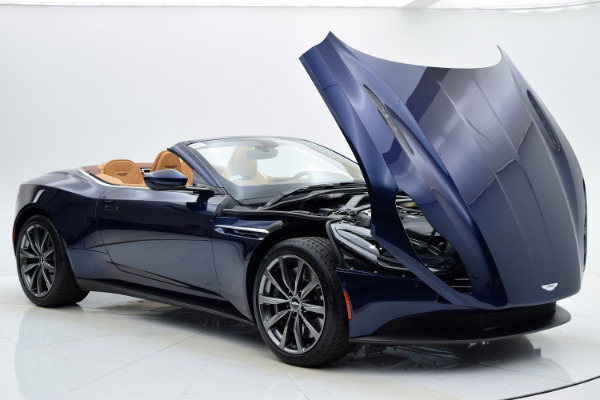 Aston Martin DB11 2019 For Sale $240874 Stock Number 19A119 9821_p35