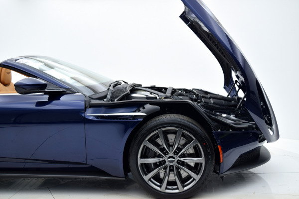Aston Martin DB11 2019 For Sale $240874 Stock Number 19A119 9821_p36