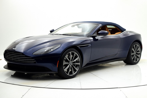 Aston Martin DB11 2019 For Sale $240874 Stock Number 19A119 9821_p38