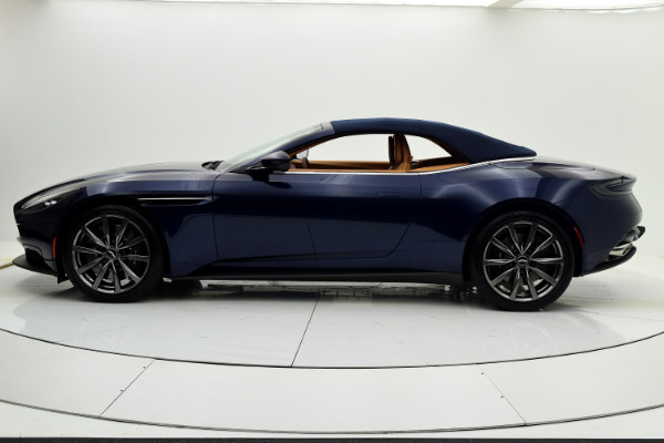 Aston Martin DB11 2019 For Sale $240874 Stock Number 19A119 9821_p39