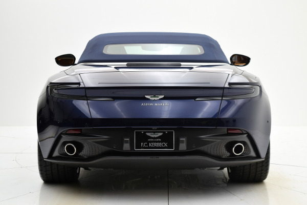 Aston Martin DB11 2019 For Sale $240874 Stock Number 19A119 9821_p41