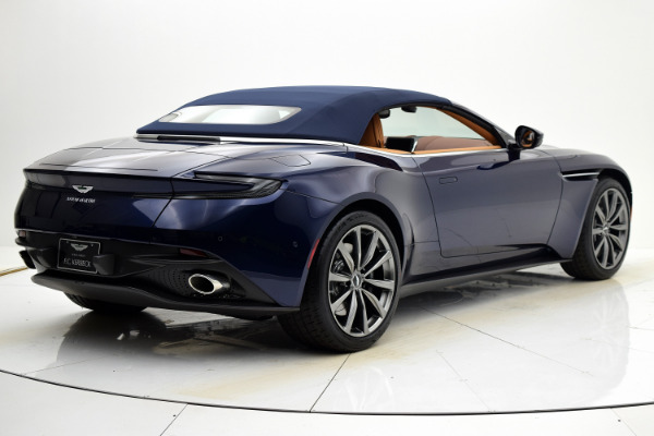 Aston Martin DB11 2019 For Sale $240874 Stock Number 19A119 9821_p42