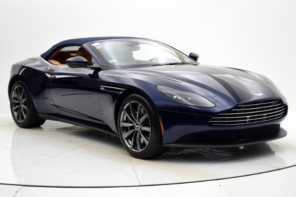 Aston Martin DB11 2019 For Sale $240874 Stock Number 19A119 9821_p44