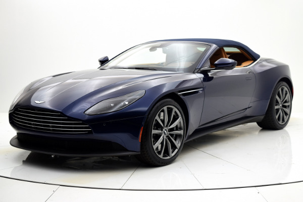 Aston Martin DB11 2019 For Sale $240874 Stock Number 19A119 9821_p46