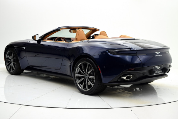 Aston Martin DB11 2019 For Sale $240874 Stock Number 19A119 9821_p4