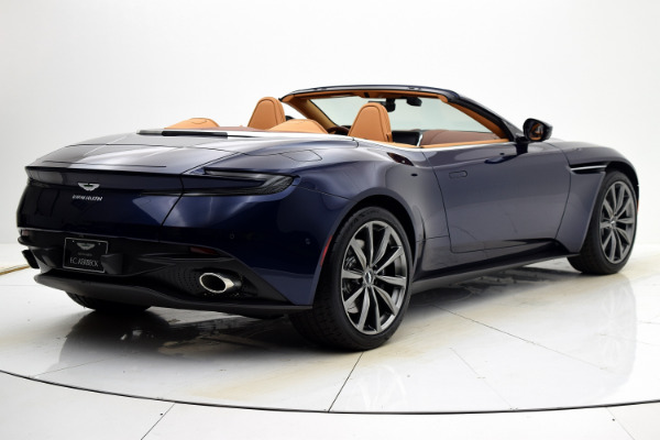 Aston Martin DB11 2019 For Sale $240874 Stock Number 19A119 9821_p6