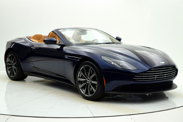 Aston Martin DB11 2019 For Sale $240874 Stock Number 19A119 9821_p8