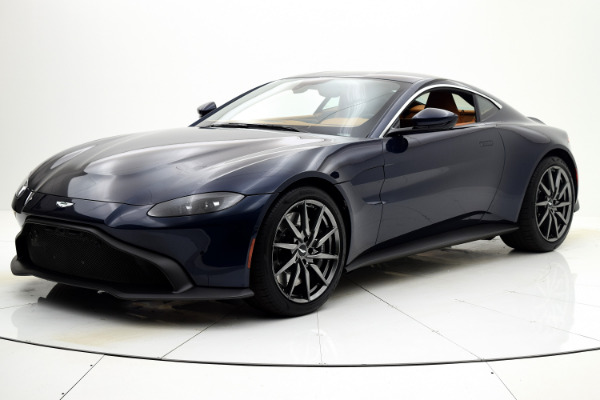Aston Martin Vantage 2019 For Sale $161407 Stock Number 19A129 9993_p2