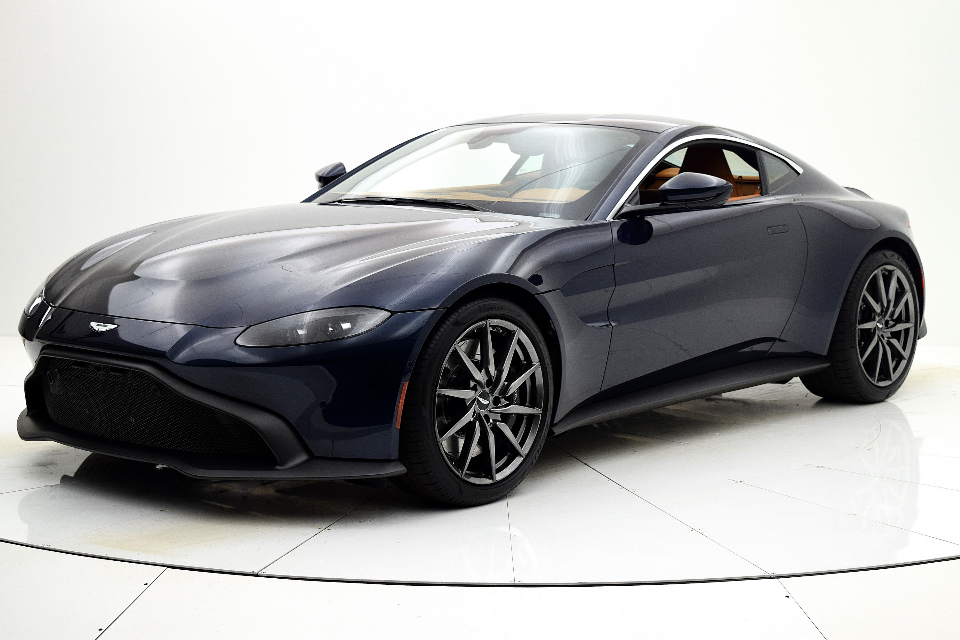 Aston Martin Vantage 2019 For Sale $161407 Stock Number 19A129