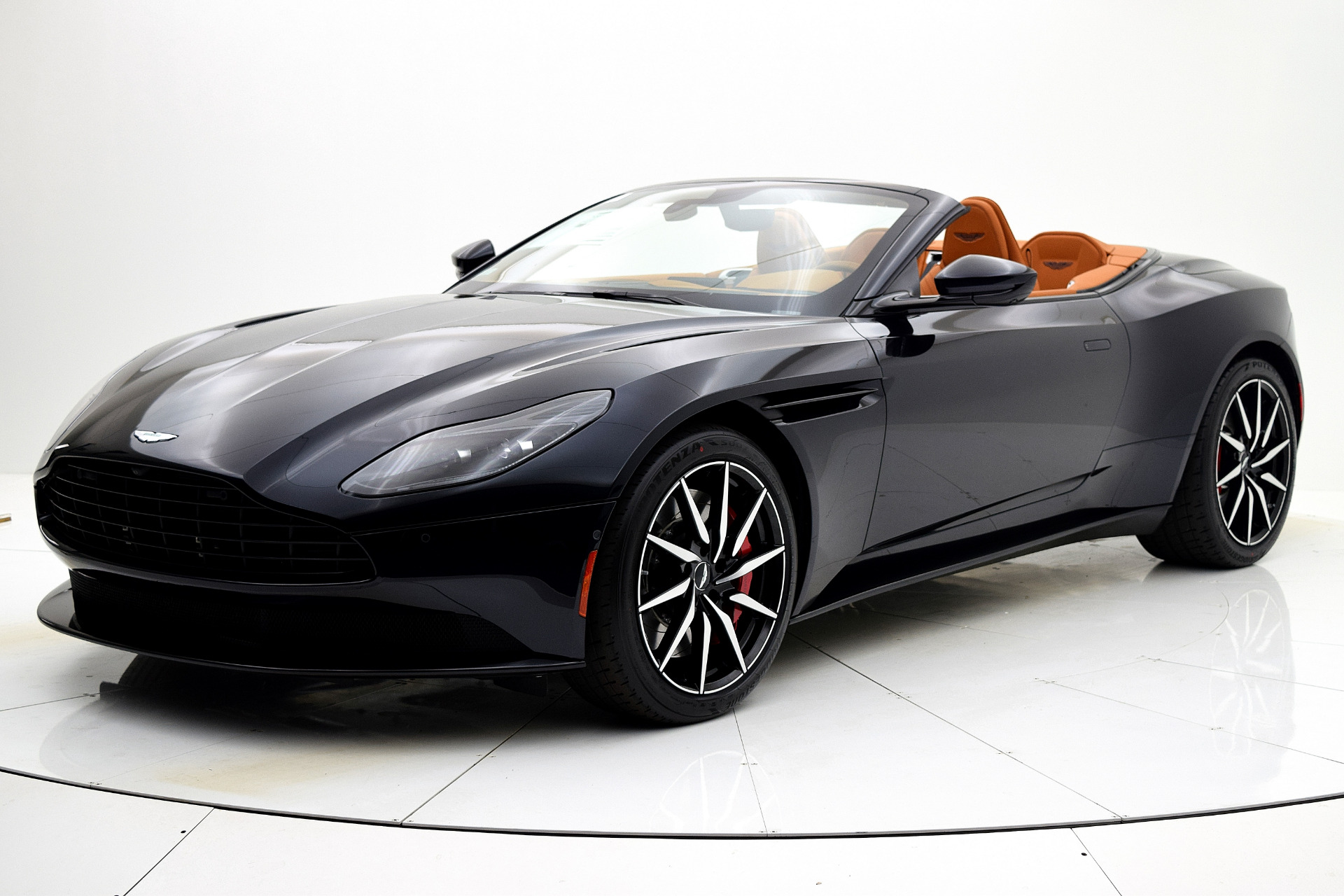 New 2019 Aston Martin DB11 Volante for sale $248,828 at F.C. Kerbeck Aston Martin in Palmyra NJ 08065 2