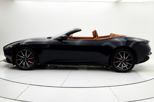New 2019 Aston Martin DB11 Volante for sale $248,828 at F.C. Kerbeck Aston Martin in Palmyra NJ 08065 3