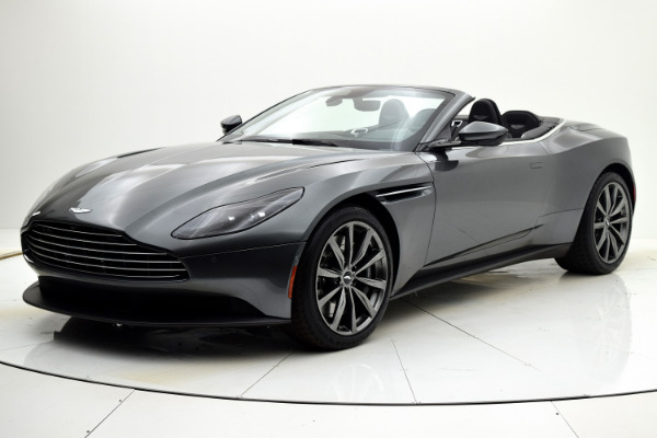 New 2019 Aston Martin DB11 Volante for sale Sold at F.C. Kerbeck Aston Martin in Palmyra NJ 08065 2