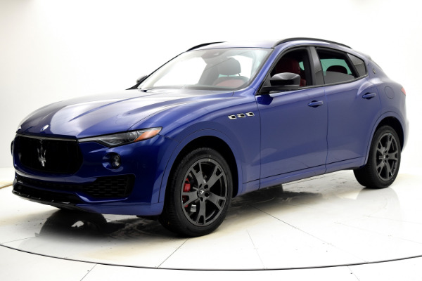 New New 2019 Maserati Levante Nerissimo for sale <s>$88,160</s> | $71,448 at F.C. Kerbeck Aston Martin in Palmyra NJ